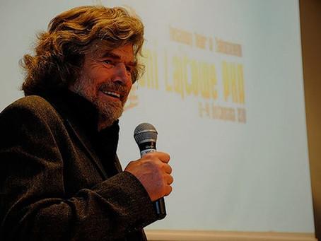 Reinhold Messner. Szczyt jest nudny