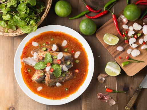 Рыбные консервы в супе - это законно?