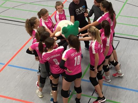 Erfolgreicher Tag für die U16-Teams