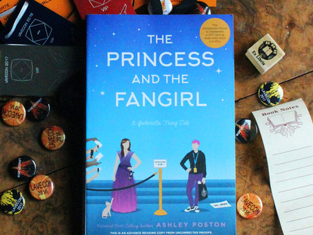 Review: Princess and the Fangirl