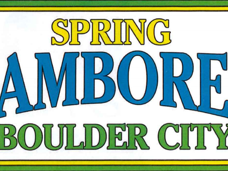 Come meet us at the Boulder City Spring Jamboree!