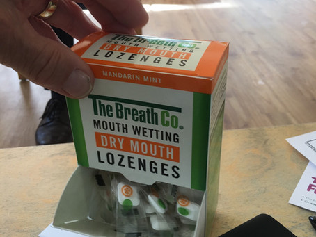 Mouth Wetting Lozenges