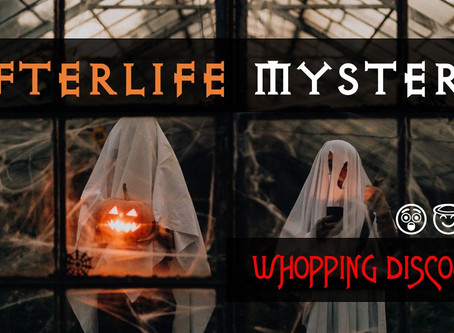 AFTERLIFE MYSTERY DISCOUNT