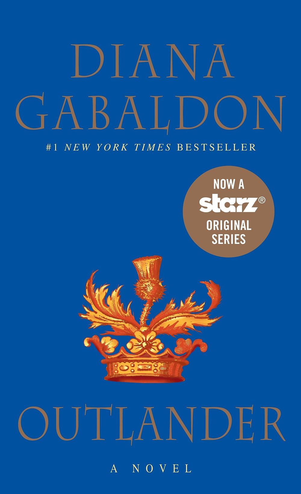 Outlander by Diana Gabaldon : the book slut book reviews thebookslut