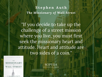 Seek the Missionary Heart and Attitude