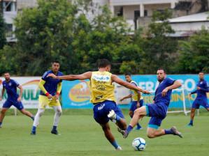 Bahia segue preparação para retorno do futebol