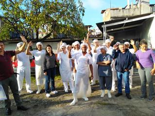 Trabalhadores da Petriccioni aprovam fechamento do plano de metas