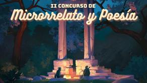 II CONCURSO de Microrrelato y Poesía - Aventura Quetzal
