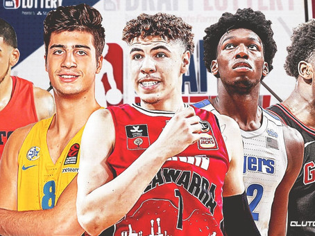 NBA Draft napovedi