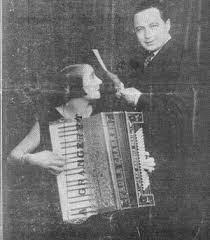 Vintage Sheet Music Paula Chabran