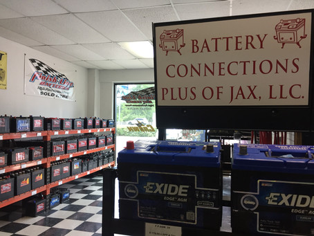 Factory Second Lawn and Garden Batteries