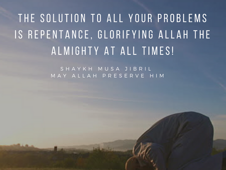 The solution to all your problems
