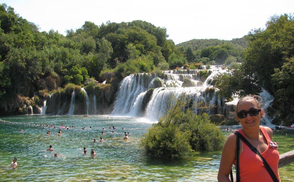 Parque Nacional del río Krka
