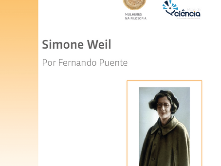 Verbete Simone Weil, por Fernando Puente