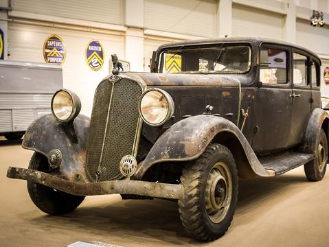 1936   5NH grand luxe - Familiale 7 places (Gräf & Stift MF6)