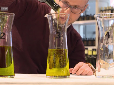 ZDF deckt auf: 7 von 8 Olivenölpanels erkennen fehlerhaftes Olivenöl nicht