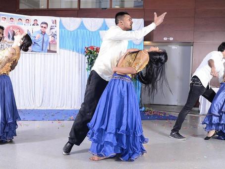 Stage de Danse Kollywood (moderne de l'Inde du sud) Le 26/09/20