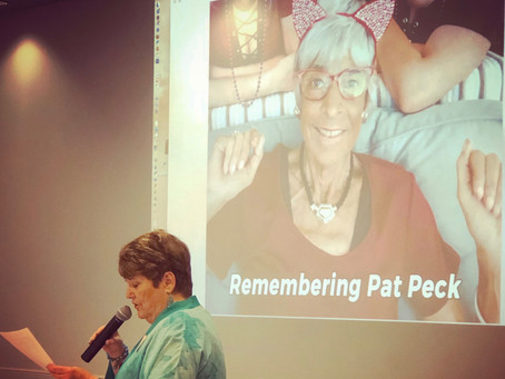 Pat Peck tribute