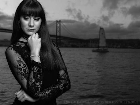 Uma beleza de nome Alexandra Vicente