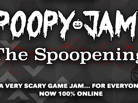 Spoopy Jam 2: The Spoopening