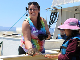 What makes Marine Science Camp staff so great?