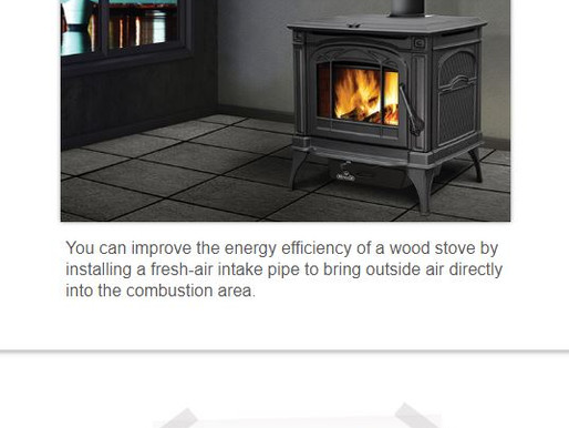 Wood Stove Suggestion