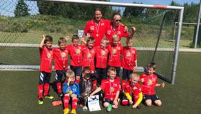 16.6.19: G-Junioren sind Kreispokalsieger 2019!!