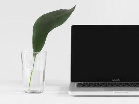 get organized: digital clutter
