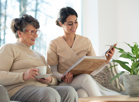 Dementia Care: In-Home Care for Those With Dementia