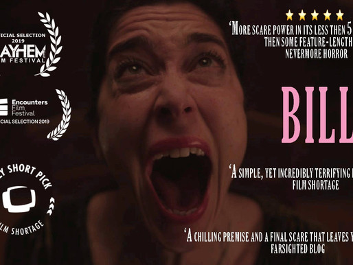 WATCH: 'BILL' (2019), a short horror film by Sketchbook Pictures