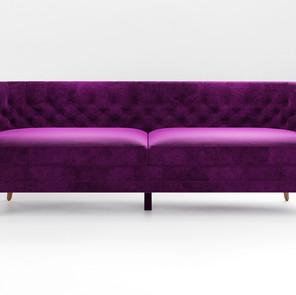 Belair Velvet Sofa