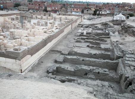 Амбары Рамсеса в Абидосе