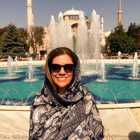 Mi Viaje al mágico Estambul