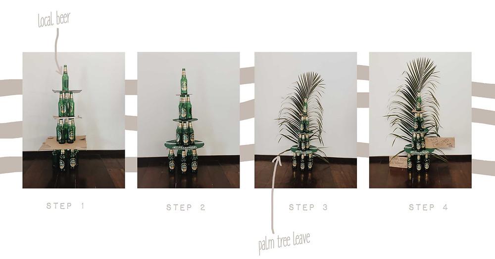 DIY Beer-mas tree