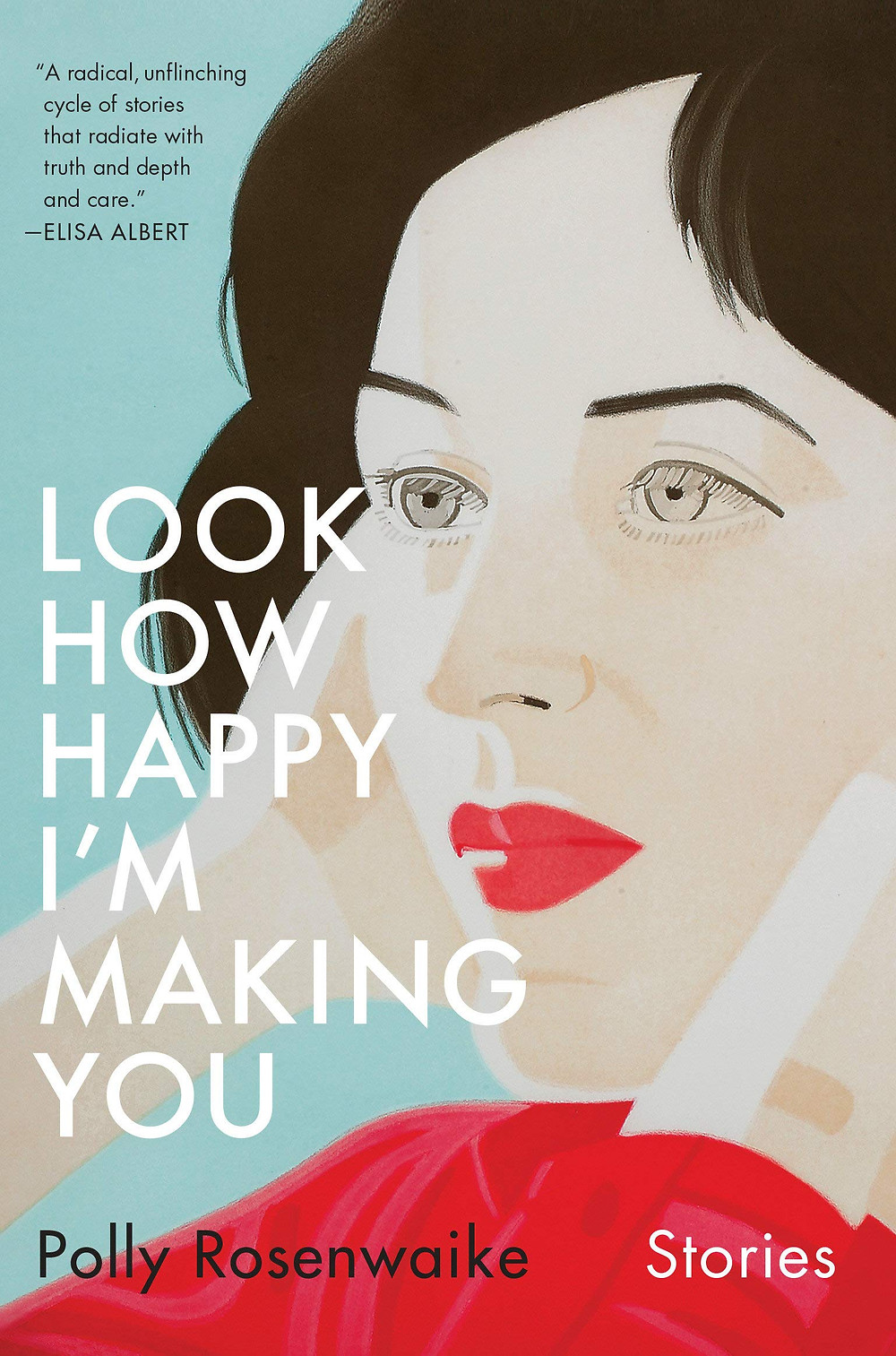 Look How Happy I'm Making You by Polly Rosenwaike : the book slut book reviews