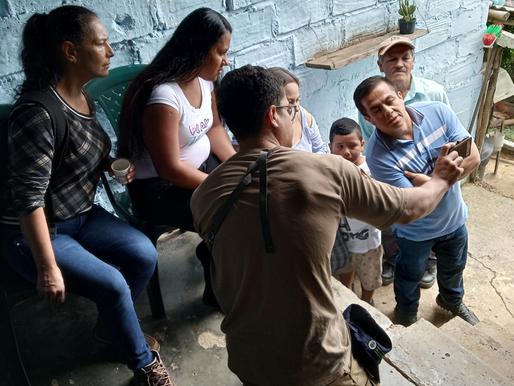 Besondere Herausforderungen in Kolumbien