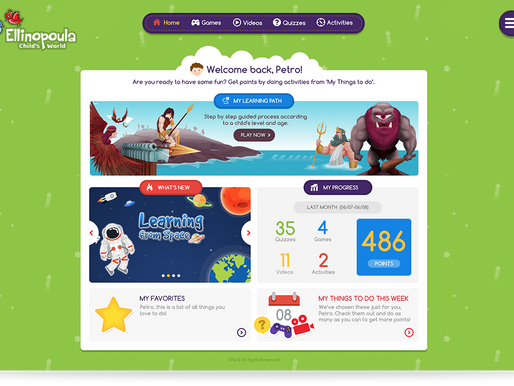 Ellinopoula.com|Teach your kids Greek the smart and fun way