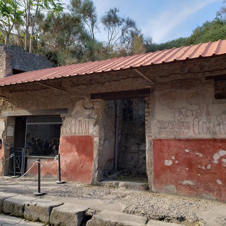 Os populares no jogo político: o que nos indicam os grafites de Pompeia?