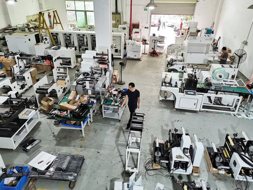 Why soft power is also important as the qualified label finishing solution provider?