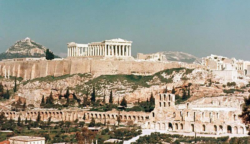 Архитектура. Греция
