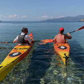 Adventure in the Central and Southern Peloponnese