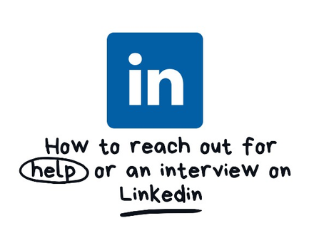 How to write messages on Linkedin!