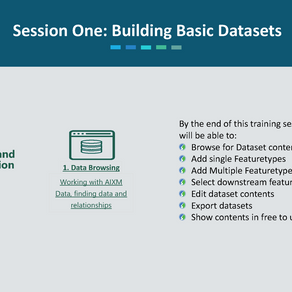Stream 2 Session 1:  Basic Dataset Creation and Visualization