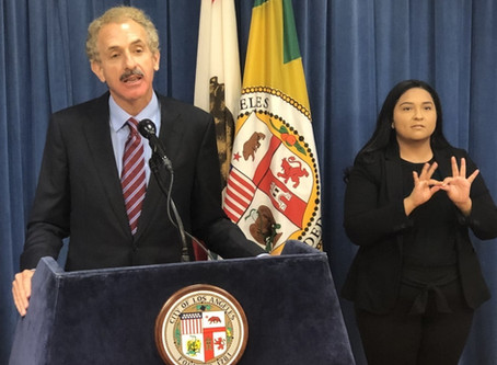 FEUER FILES LAWSUIT AGAINST TRUMP ADMINISTRATION OVER ATTEMPT TO SHORTEN TIMELINE FOR CENSUS COUNT