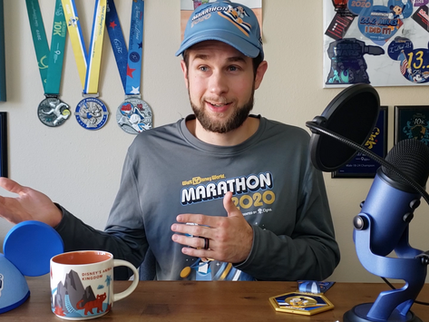 My First Marathon | RunDisney WDW Marathon 2020 | My Thoughts, Gear, and What I Learned