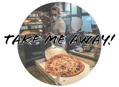 Take away ouvert !