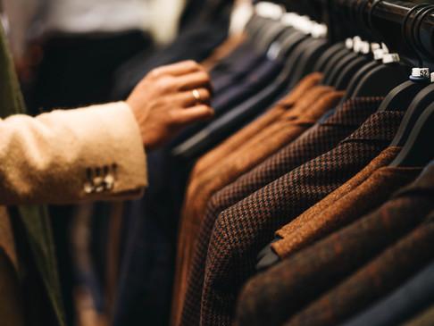 A Closet Inventory