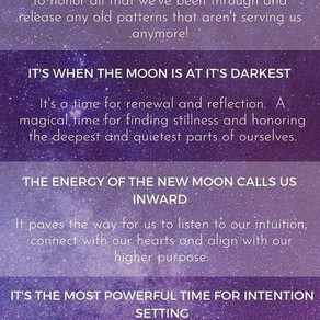 ♓Welcoming the New Moon 🌑