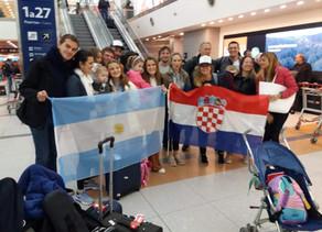 Crónica de un sueño: Legenda AR de Gira por Croacia