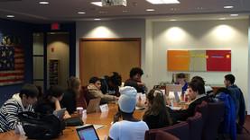 Craig Updates PSGA/Faculty Reps; New Student Senators Appointed